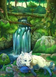 Emerald Grove + Sapphire Pools