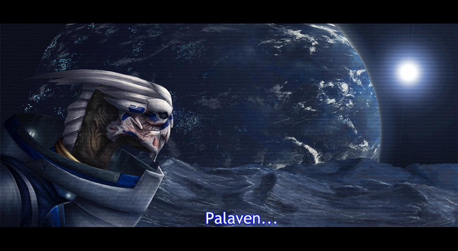 Mass effect palaven garrus vakarian palaven by ellensama for Housedesigner com plans
