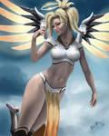 Mercy (Overwatch) Fanart