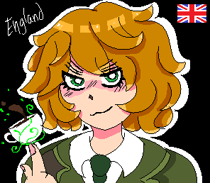 England APH by L-i-n-k-x