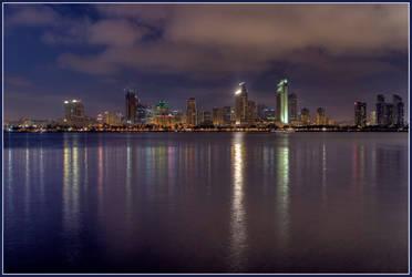 San Diego, CA by JAHarrell