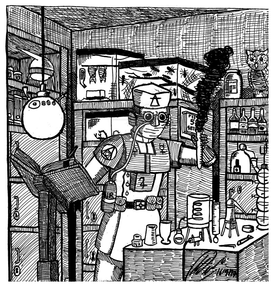 Modern Alchemy by atisuto17