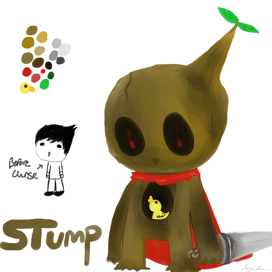 Stump by BeyondBirthday777