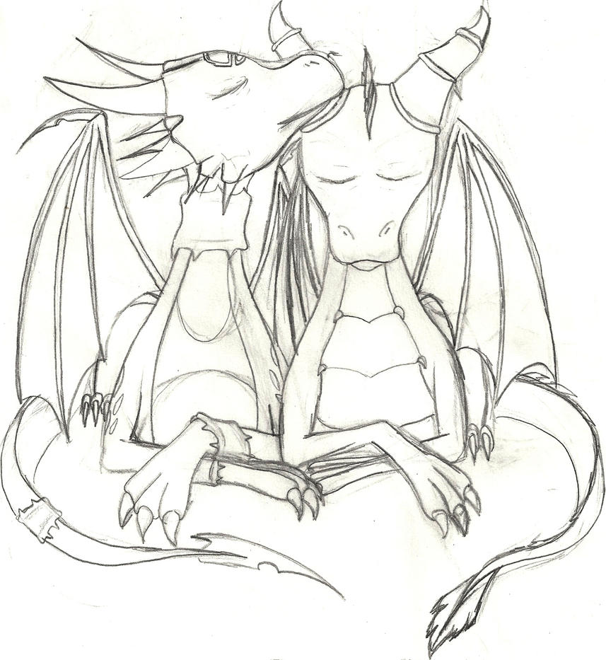 spyro and cynder coloring pages - photo#27