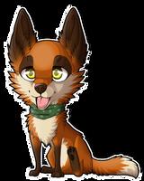 Happy Fox by Tydii