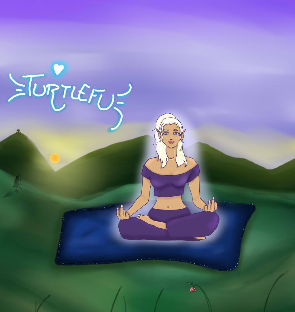 Turtlefu- Half-Elf Monk Everquest 2 by Ilaera on DeviantArt