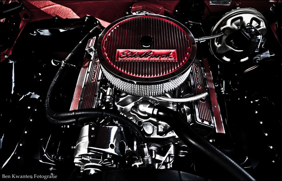 Edelbrock Wallpaper