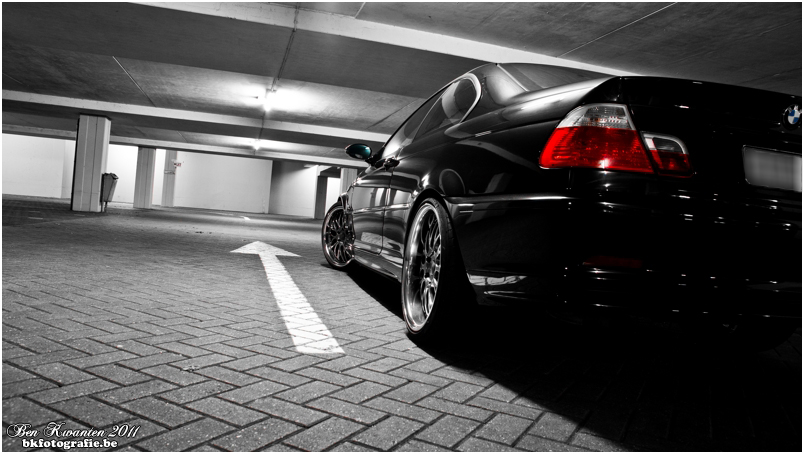 Nightshoot BMW E46 coupe 3 by bekwa