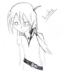 Luke - OC by MsMikaSnow
