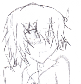 Confused Gil Icon -SKETCH- by MsMikaSnow