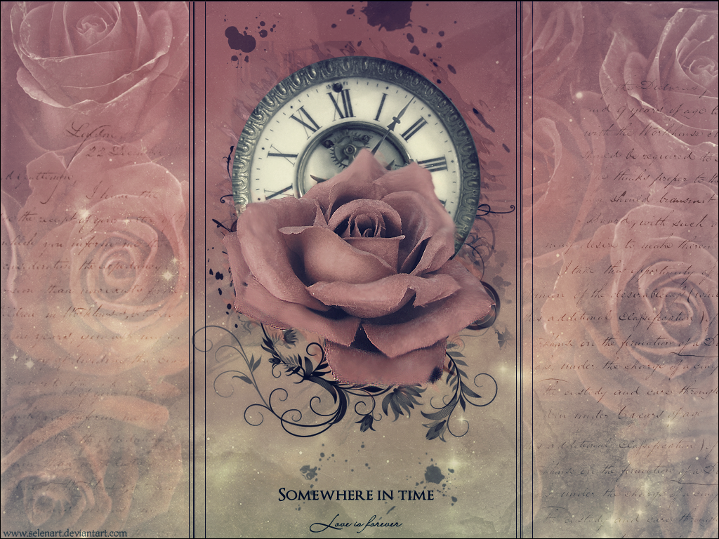 Somewhere In Time By Selenart On Deviantart