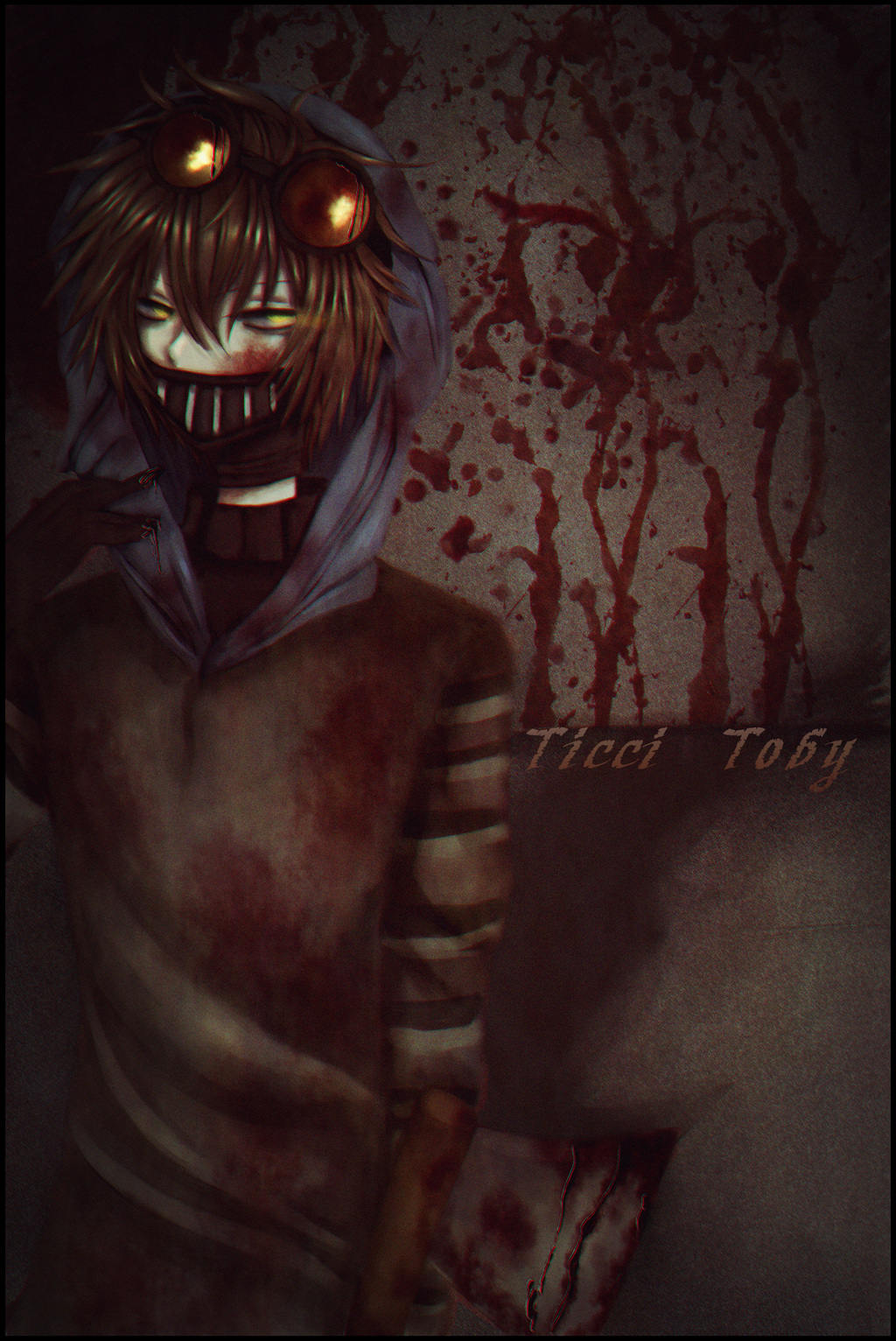 Ticci Toby. by TenshiAya on DeviantArt