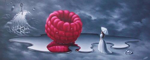 Raspberry Dream by ChristopherPollari