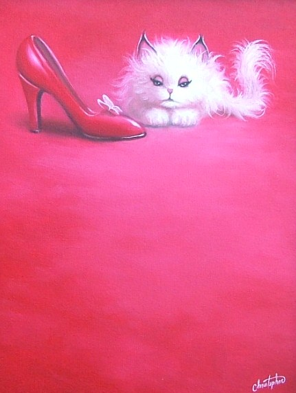 Kitty Heels by ChristopherPollari