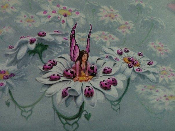 Ladybug Fairy Detail by ChristopherPollari