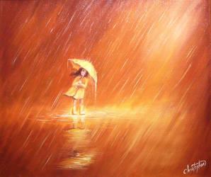 In The Rain by ChristopherPollari