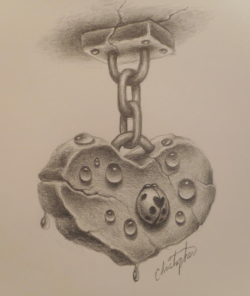 Heart doodle. by ChristopherPollari
