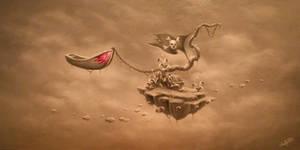 Pirate Island. by ChristopherPollari