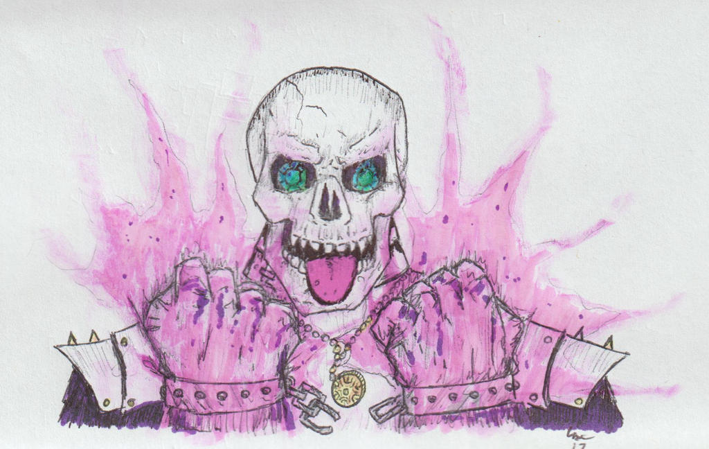 Lich by Halcenion