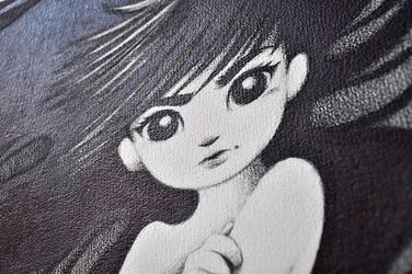 sneak peek - Yuri by frecklefaced29