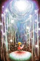 Black Forest Princess by frecklefaced29