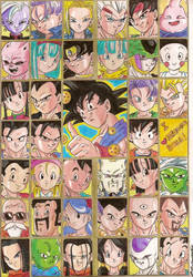 I love Dragon Ball by MajinLu