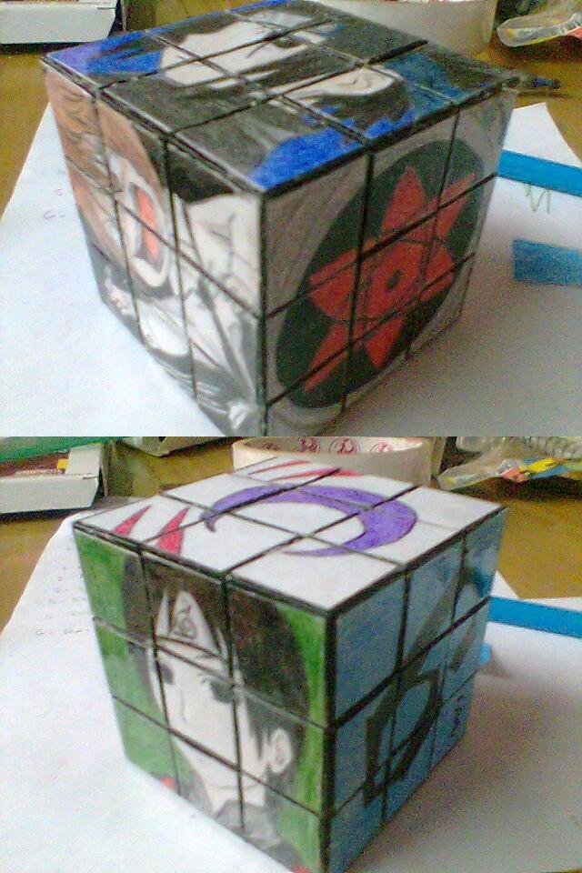 RubikCube02 by mortieru