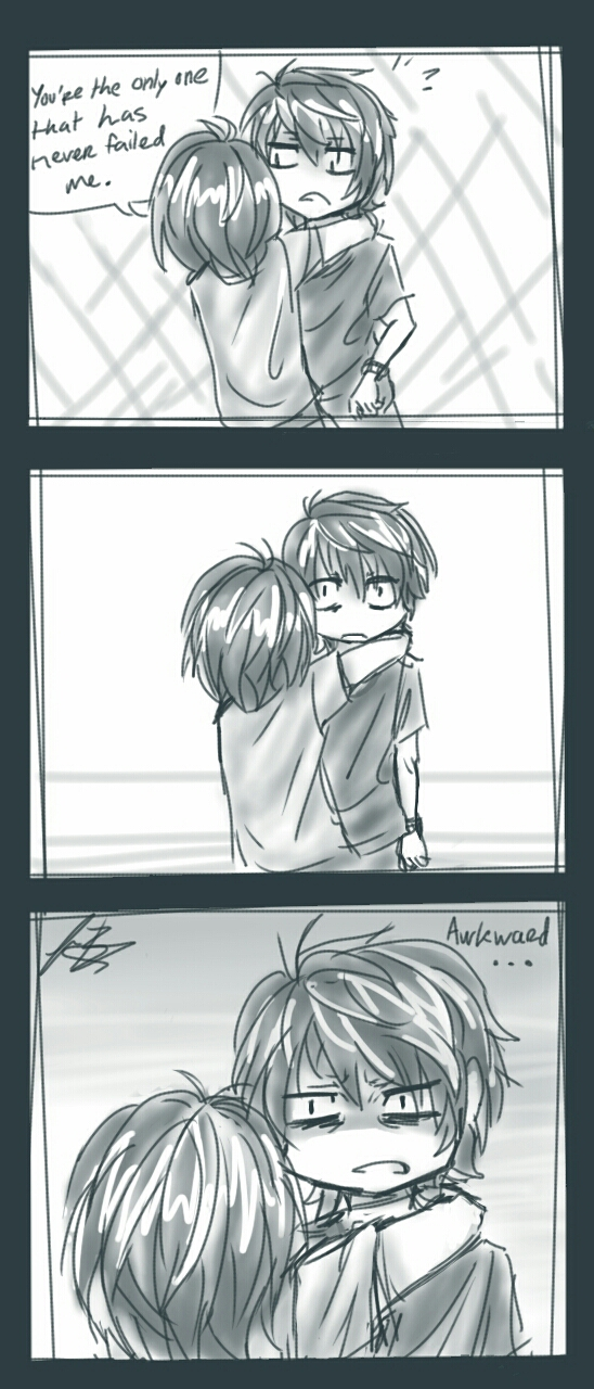 Oh well.. by mortieru