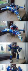 TF Beast Machines - Jetstorm (Ultra) by KrytenMarkGen-0