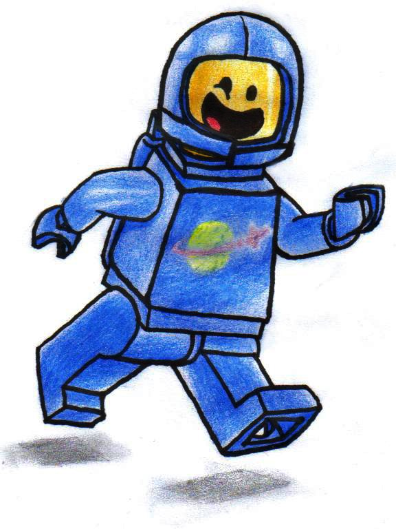 The Lego Movie Benny The Spaceman By Krytenmarkgen 0 On
