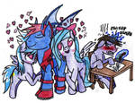 Stratos gets all the Mares