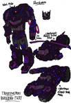 Transformers: Burning Fury - Shockwave