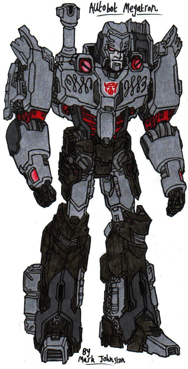 transformers decepticons megatron wallpaper