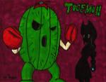 Togemon, the Strong by KrytenMarkGen-0