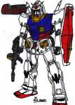 The First Gundam