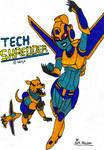 Tech Shredder [Request]