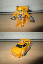 TF Bot Shots - Bumblebee (Multi-Pack) by KrytenMarkGen-0