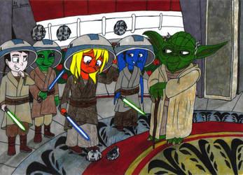 Sorry, Master Yoda by KrytenMarkGen-0