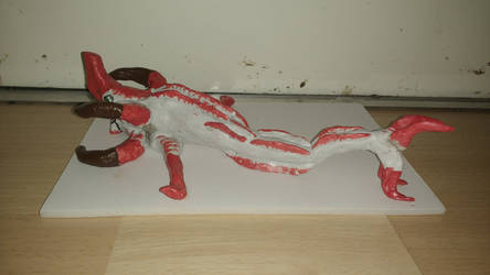 Pottery Sculpture - Reaper Leviathan [3 of 4] by KrytenMarkGen-0