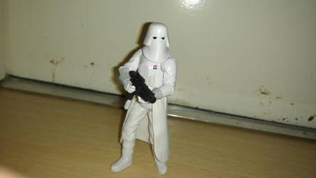 SW The Black Series - Snowtrooper Commander by KrytenMarkGen-0