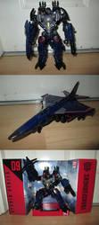 TF Studio Series - 09 Thundercracker by KrytenMarkGen-0