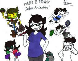 Happy Birthday, Jaiden Animations! (2019)