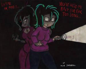 Malicious Marcy...
