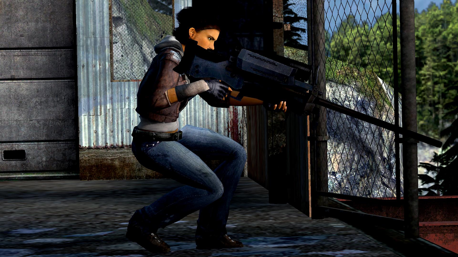 Alyx - Sniper by HTF-YTP