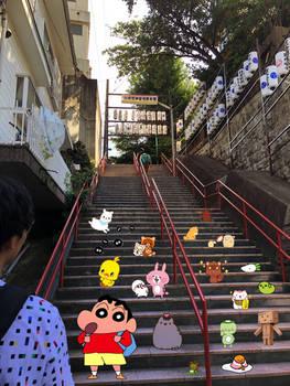 The Holy Place of Kimi no Na wa.