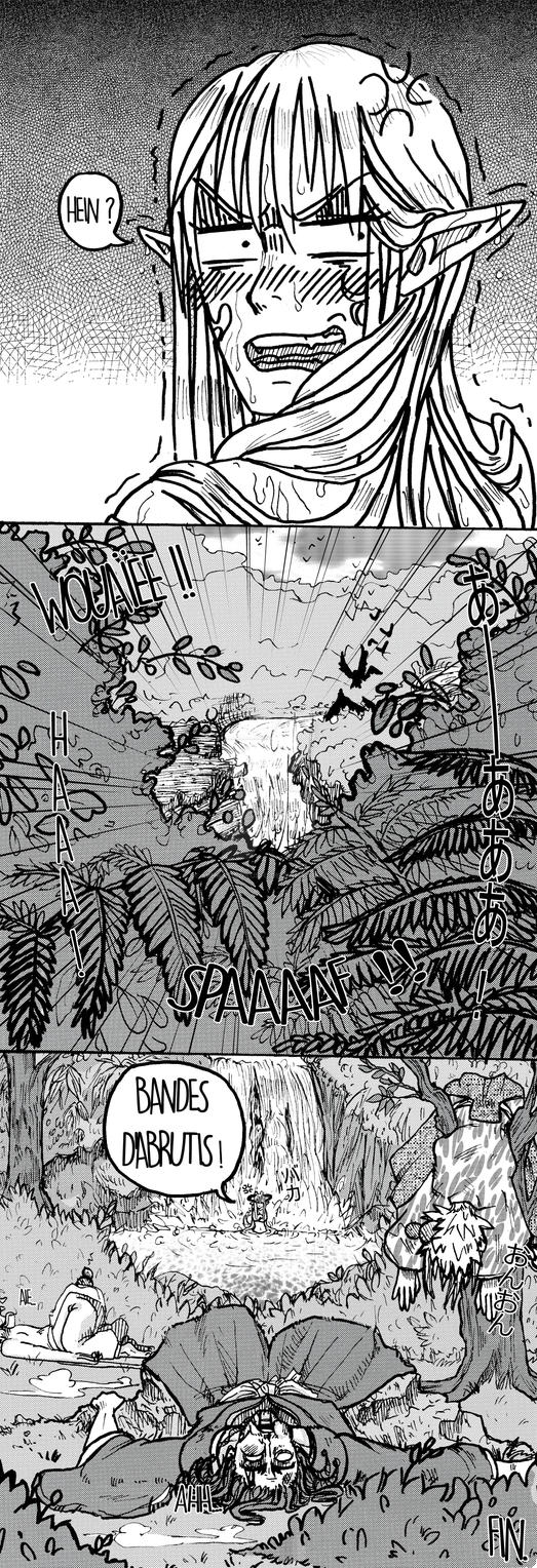 Little Story - Miharu no densetsu : [Part4/4] by MiharuSokushi
