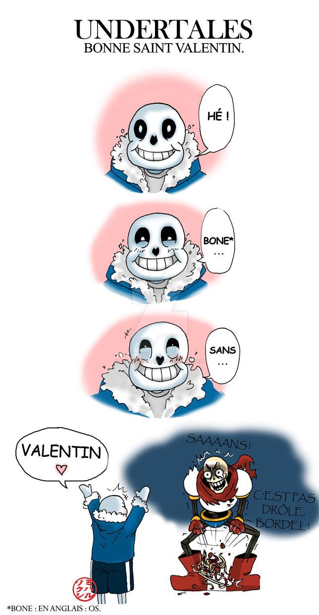 Undertale : Sans Best Joke. (FR) by MiharuSokushi