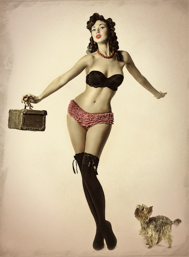 Sorry, that modern pin up girls naked