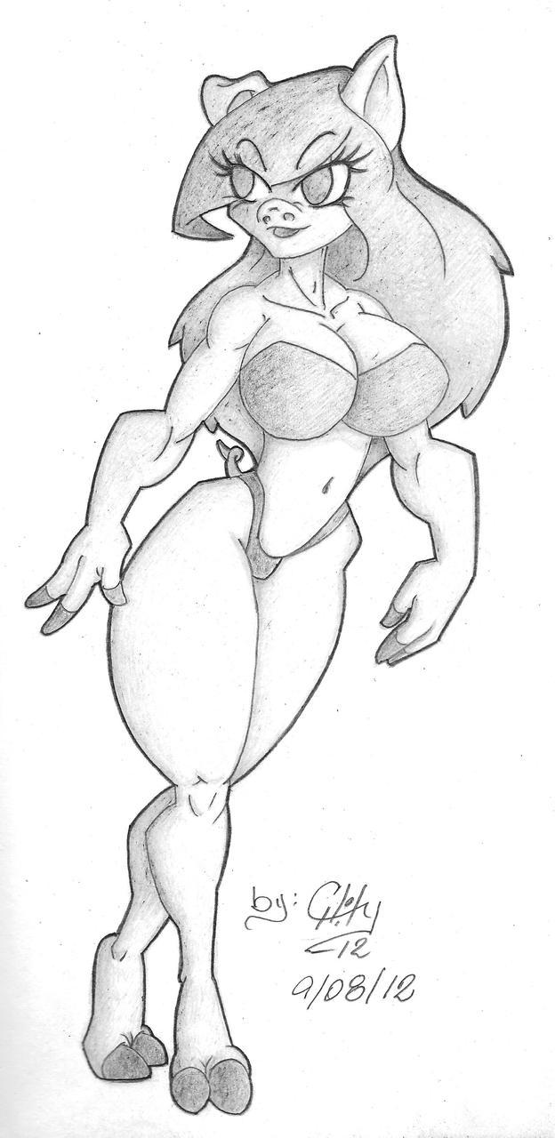 Matilde by Darkchaser