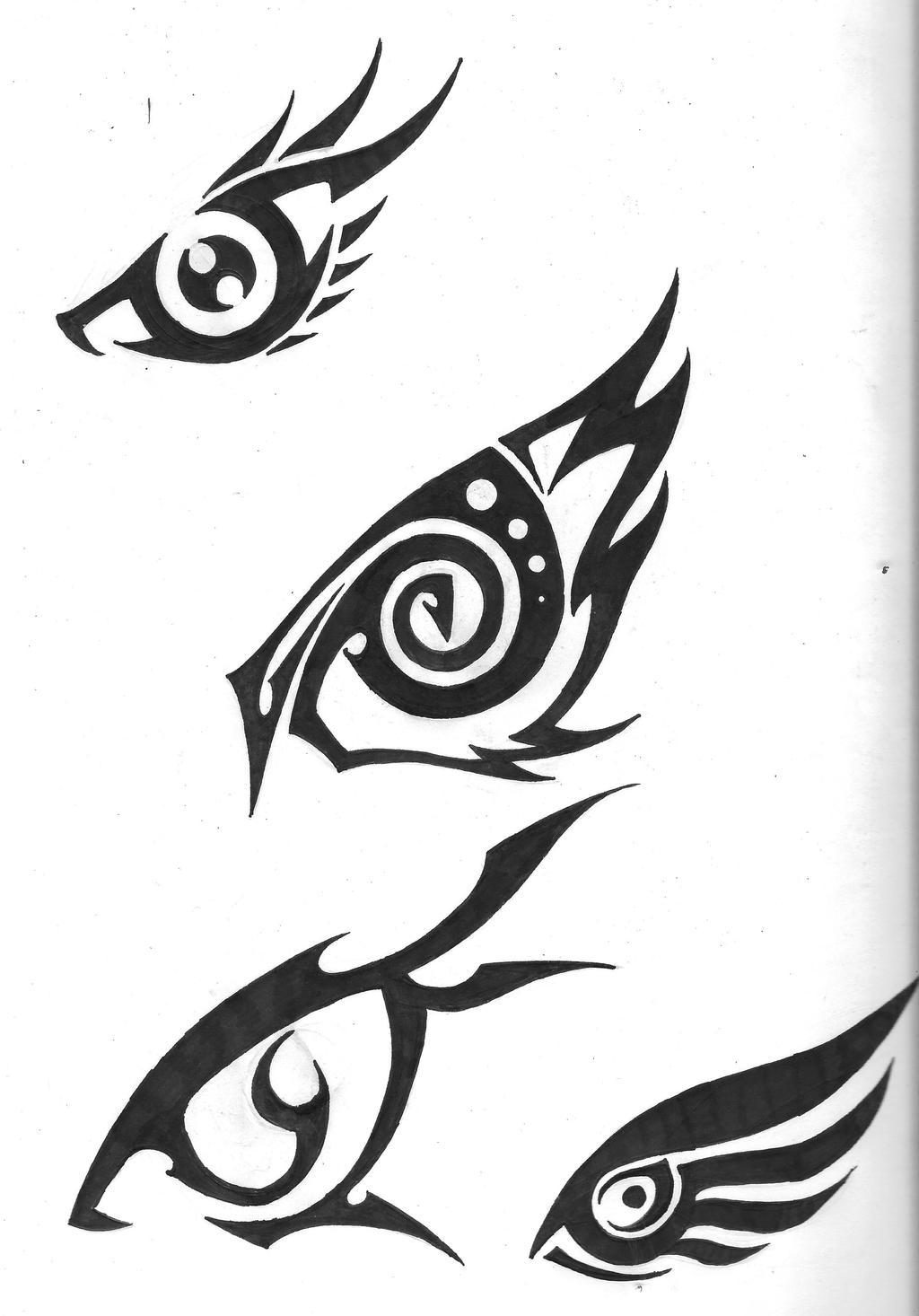 Ojos by Darkchaser